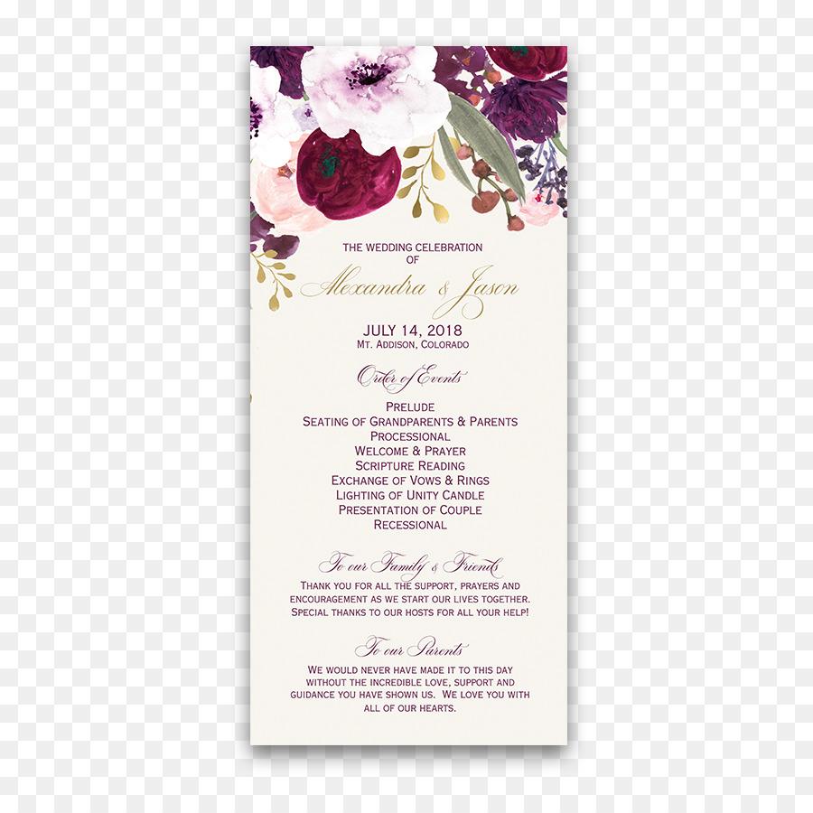 Floral Wedding Invitation Background Png Download 900 900 Free Transparent Wedding Invitation Png Download Cleanpng Kisspng
