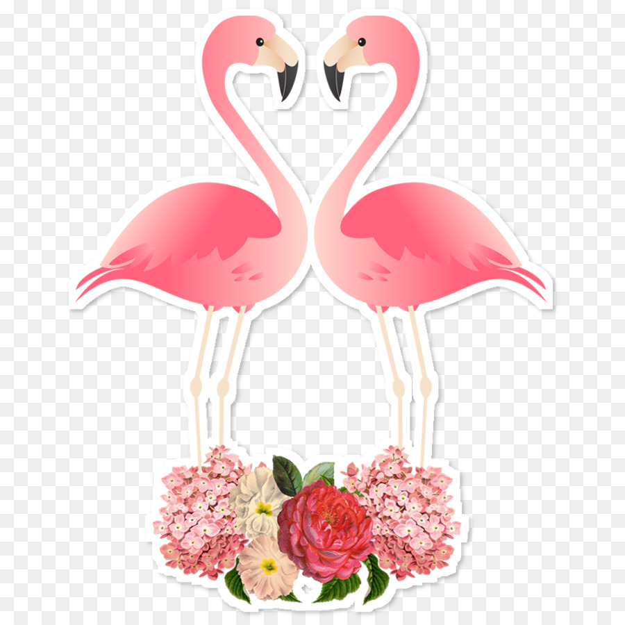 Watercolor Pink Flowers Png Download 962 962 Free Transparent Flamingos Png Download Cleanpng Kisspng