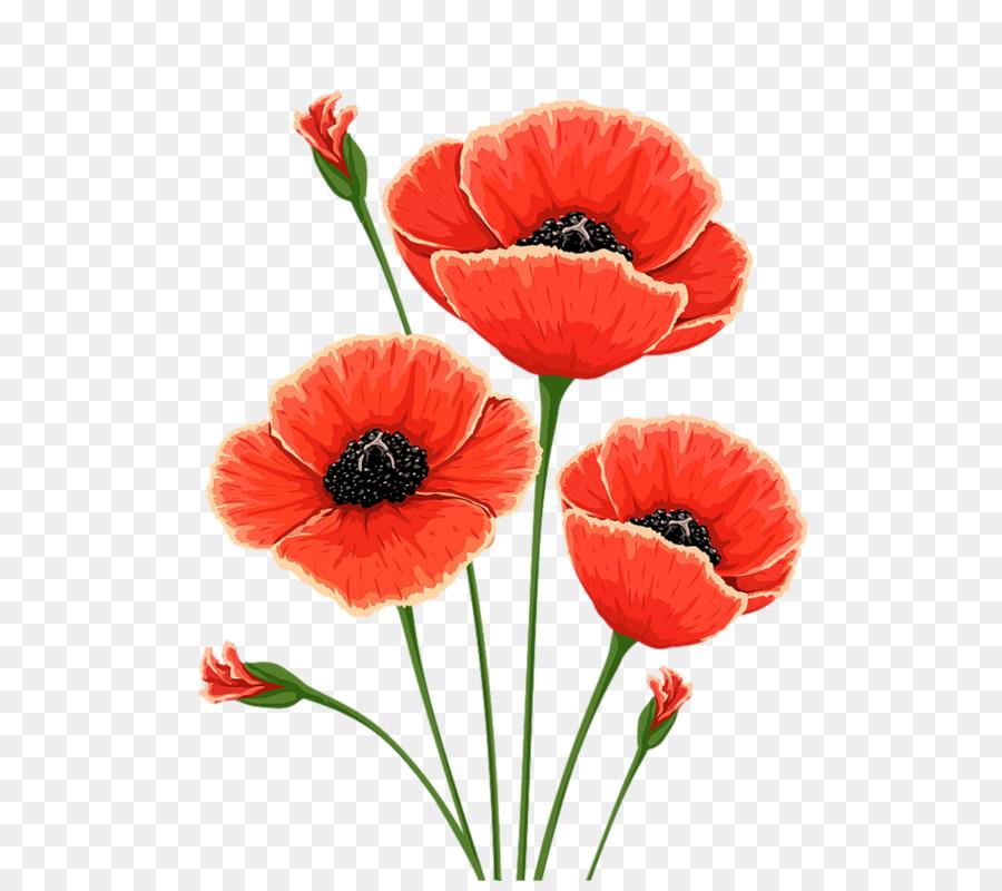 Poppy Clip Art