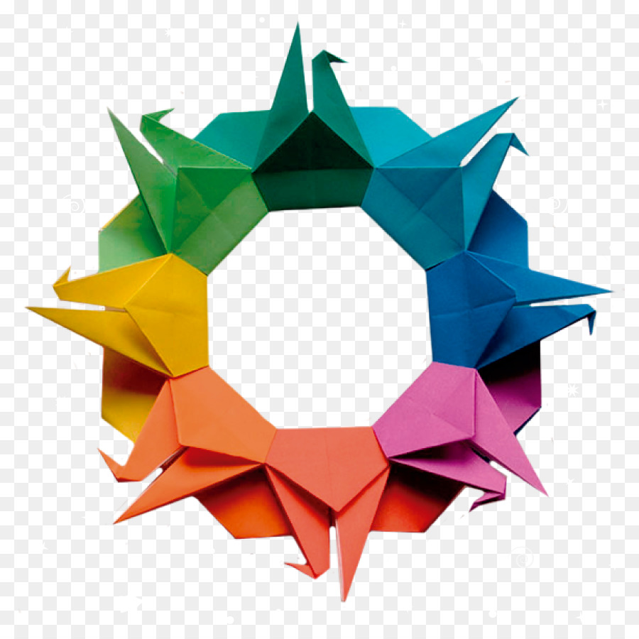 How To Make a Paper Crane: Origami Step by Step-Easy - YouTube | 900x900