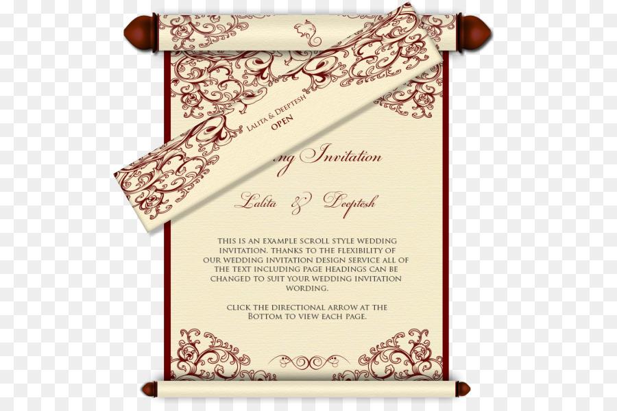 India Flower Background Png Download 574 589 Free Transparent Wedding Invitation Png Download Cleanpng Kisspng