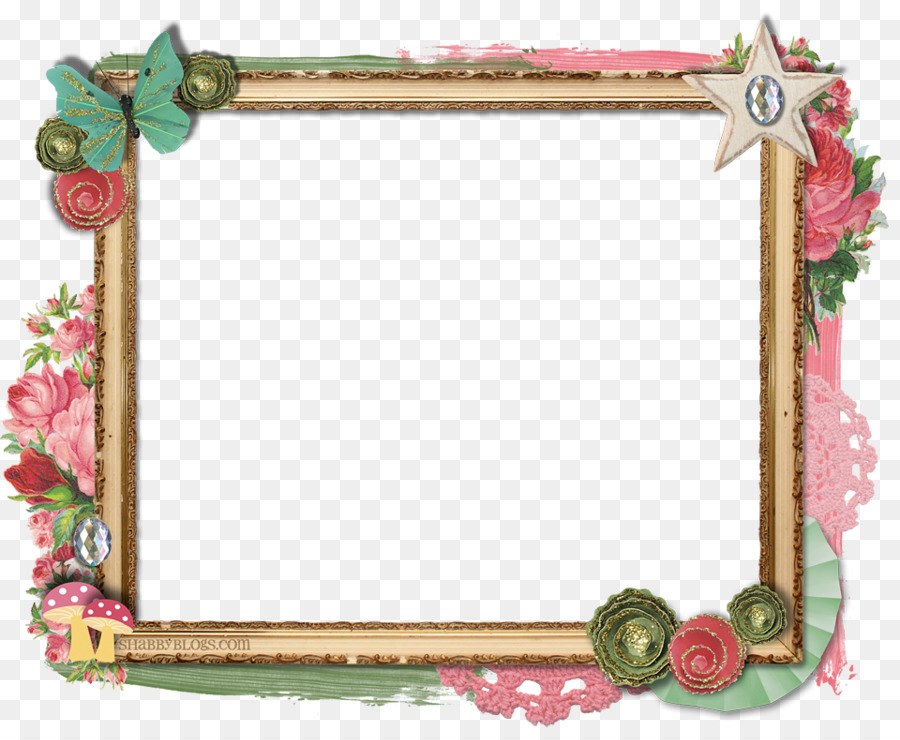 Bilderrahmen Shabby Chic Clip Art Frame Rahmen Png