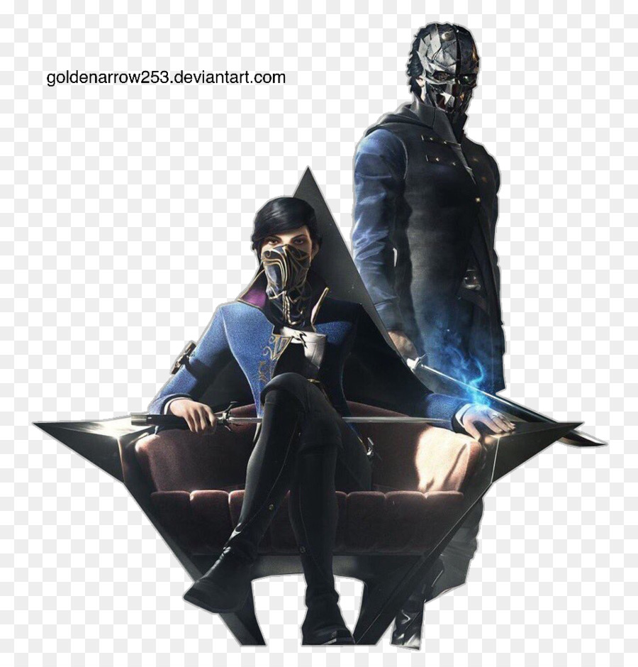 Dishonored 2 Figurine Png Download 860930 Free