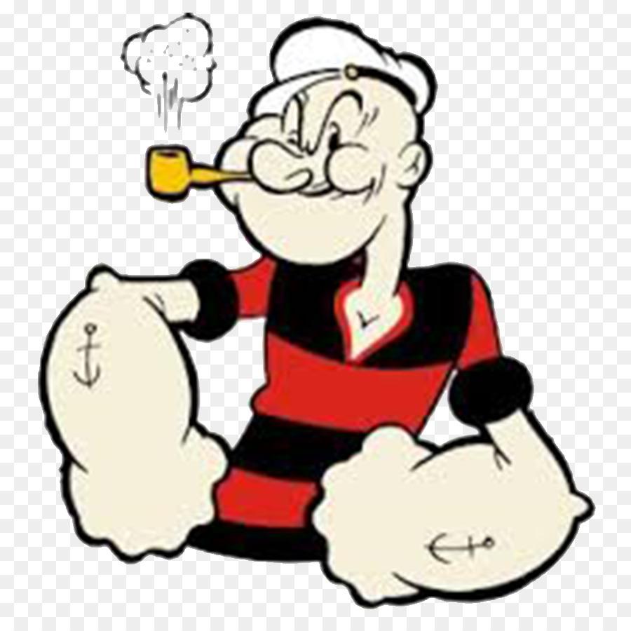 Popeye Bluto Vẽ Truyện Tranh, Phim Hoạt Hình - Popeye png tải về - Miễn phí  trong suốt Hành Vi Con Người png Tải về.