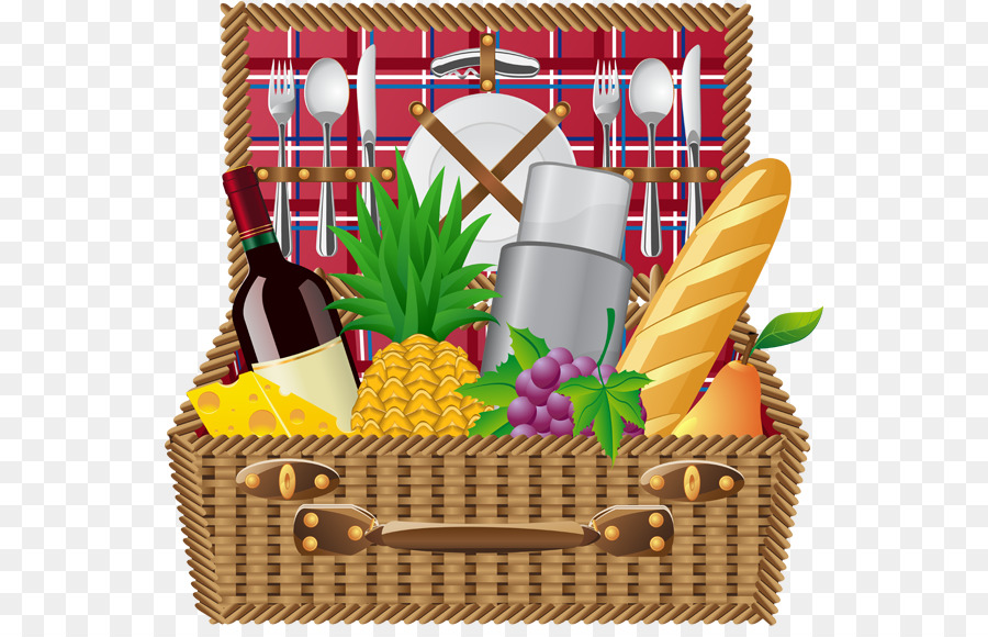 Home Cartoon Png Download 600 572 Free Transparent Picnic Baskets Png Download Cleanpng Kisspng