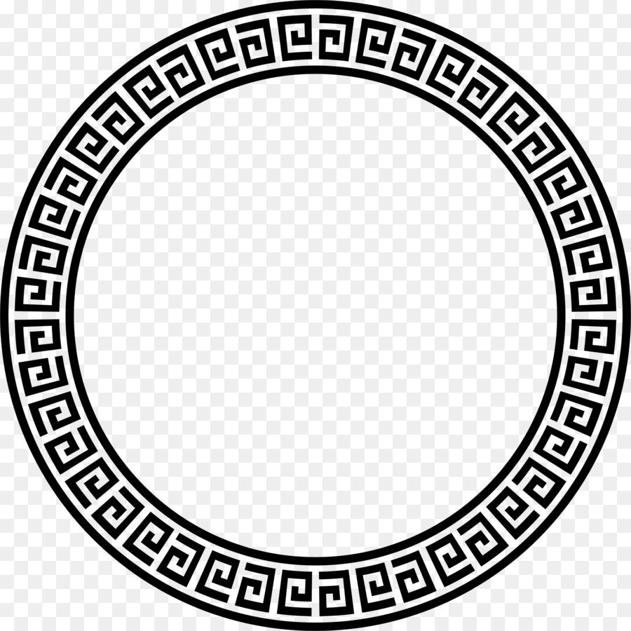 Ancient Greek Pattern Seamless Set Of Antique
