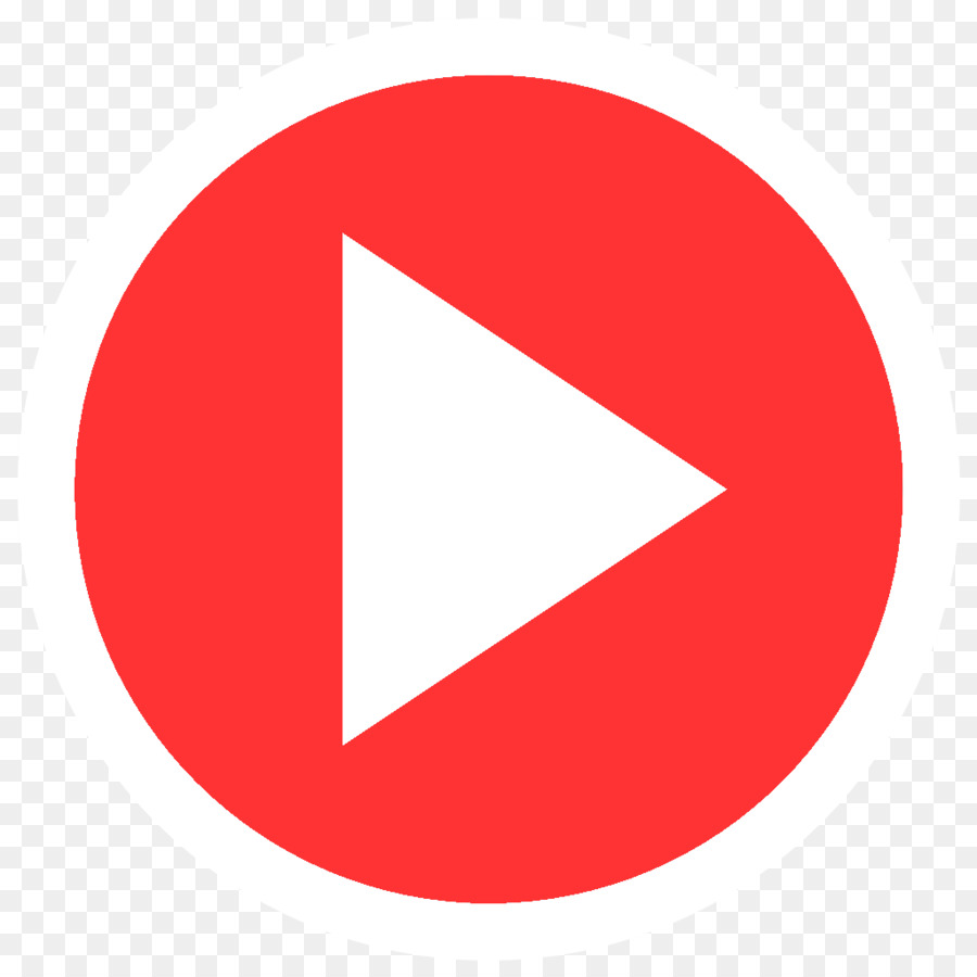 Youtube Play Logo Png Download 1024 1024 Free