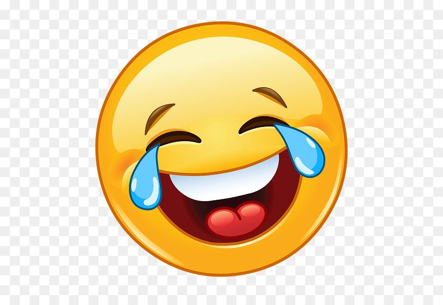 tränen lach smiley