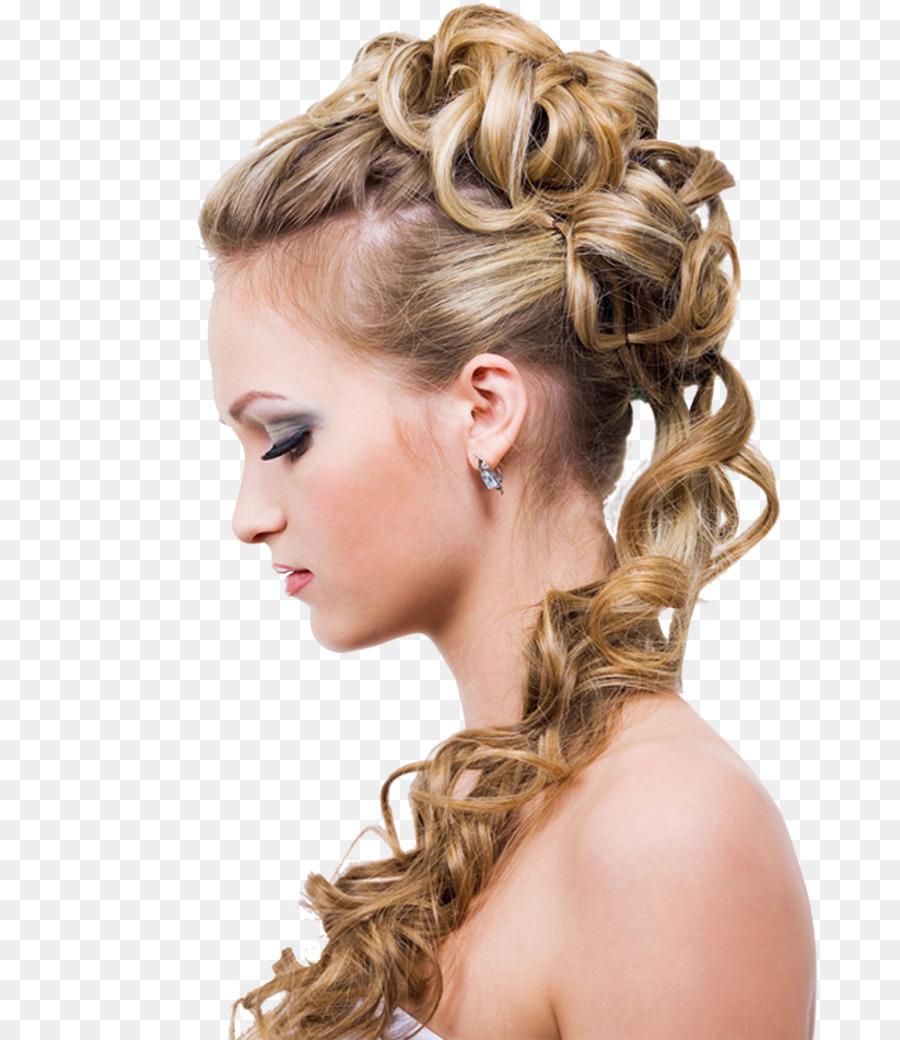Haar Eisen Frisur Lange Haare Hochsteckfrisur Frisur Png