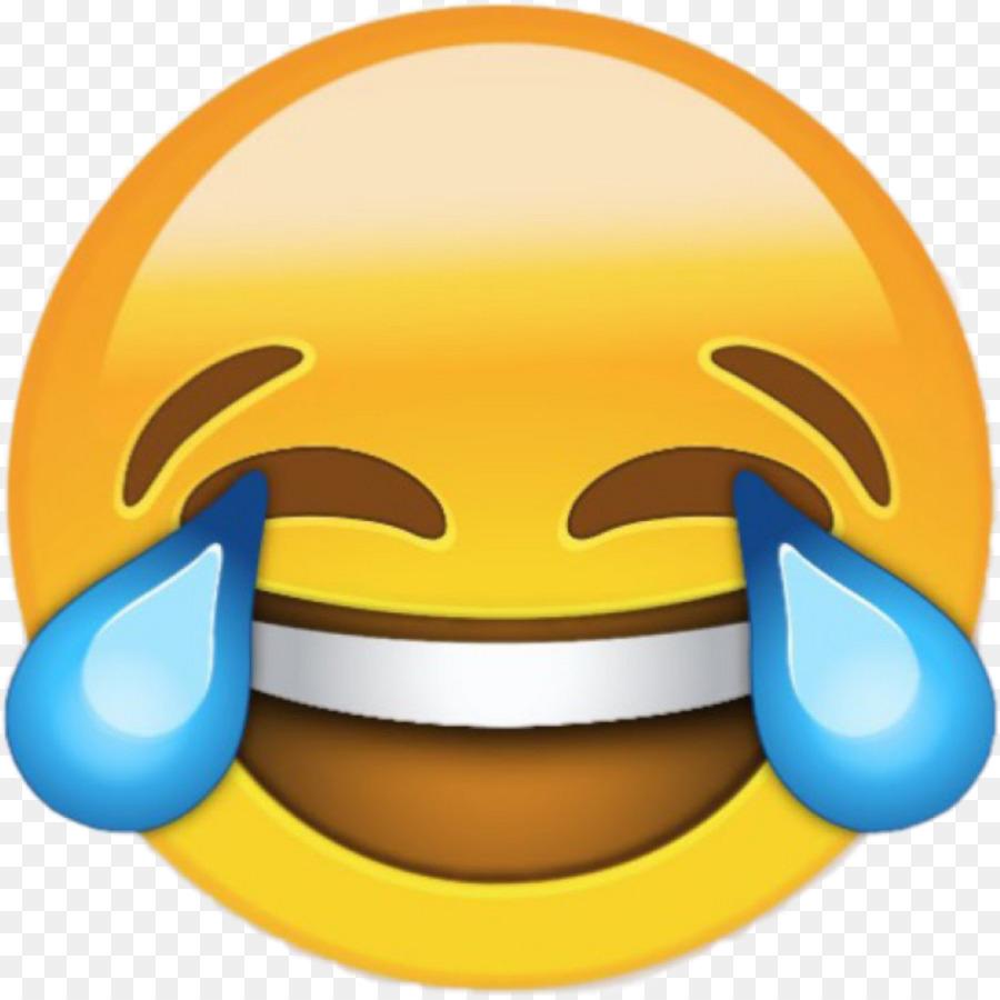Smileys tränen lachen