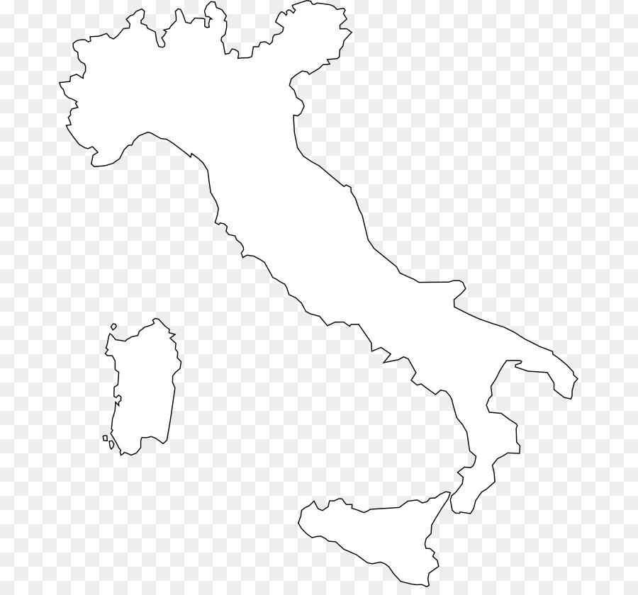 Cartina Italia In Bianco.Camerino Centro Italia Immagine In Bianco E Nero Sulla Mappa Italia Scaricare Png Disegno Png Trasparente Linea Arte Png Scaricare