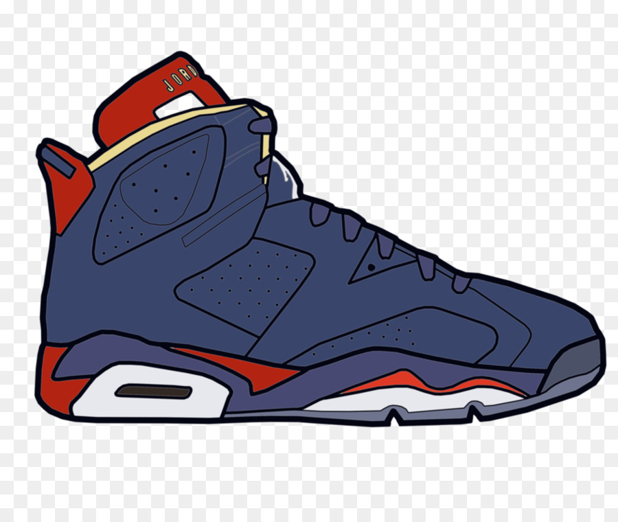 Jumpman Air Jordan Schuh Zeichnen Turnschuhe cartoon