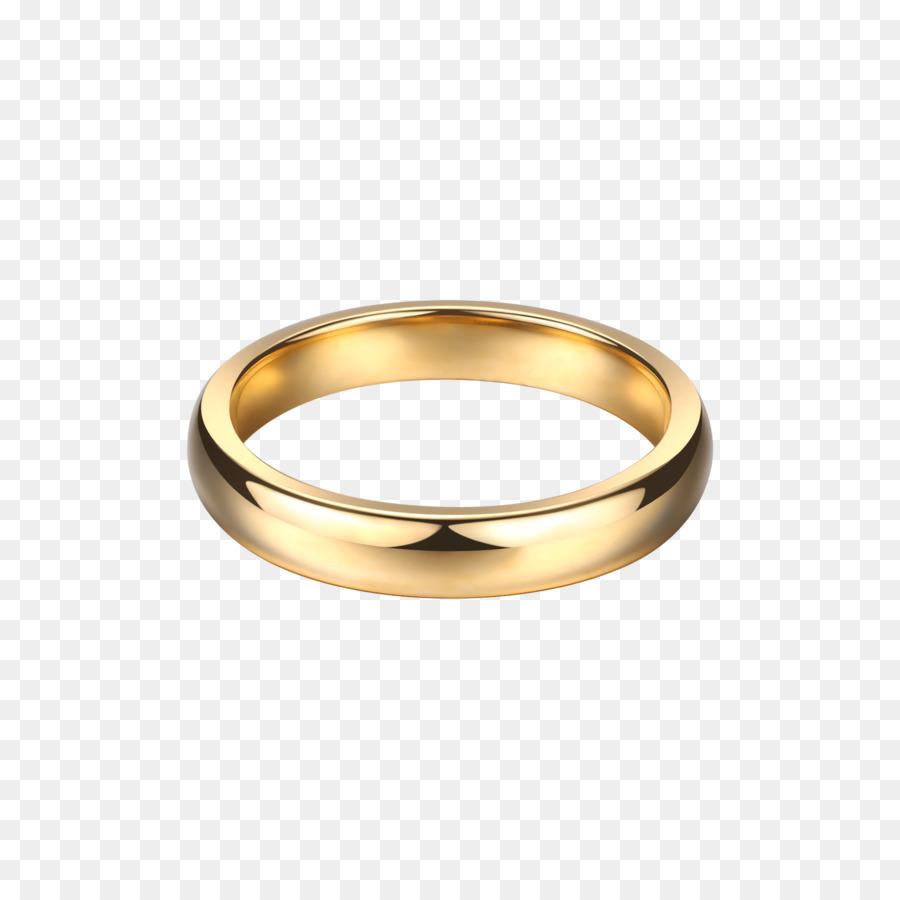 Hochzeit Ring Schmuck Gold Silber Ehering Png