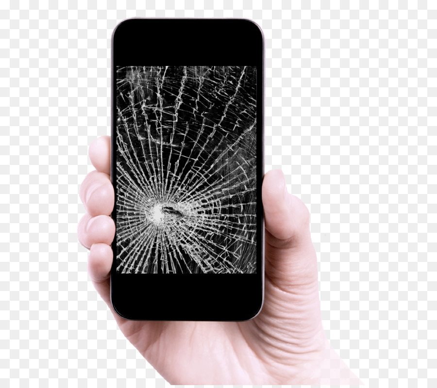 Sfondo di schermo rotto