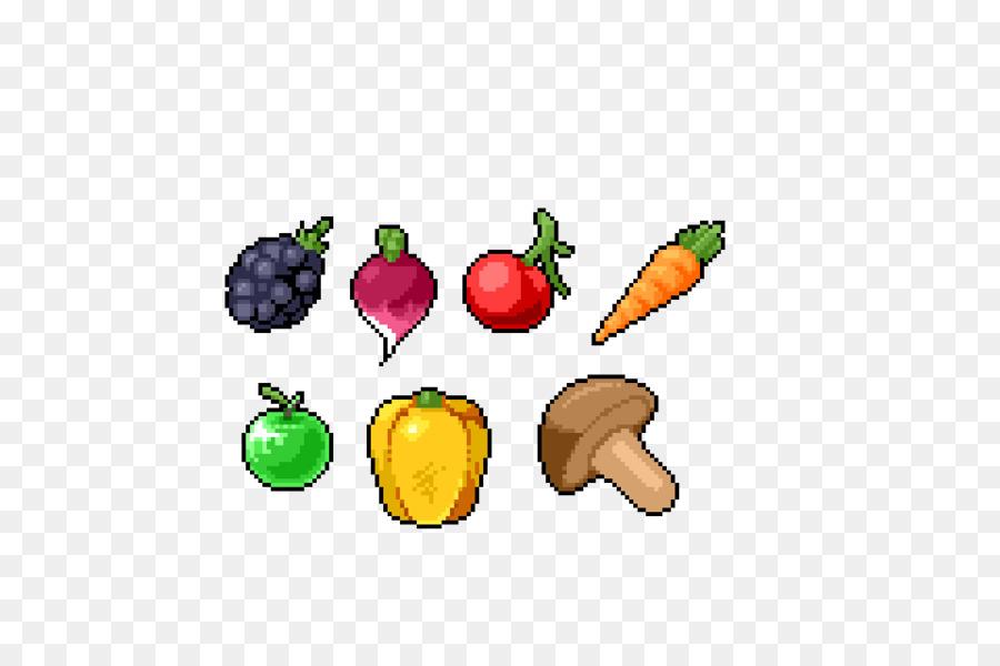 Food Pixel Art Png Download 960 640 Free Transparent Vegetable Png Download Cleanpng Kisspng