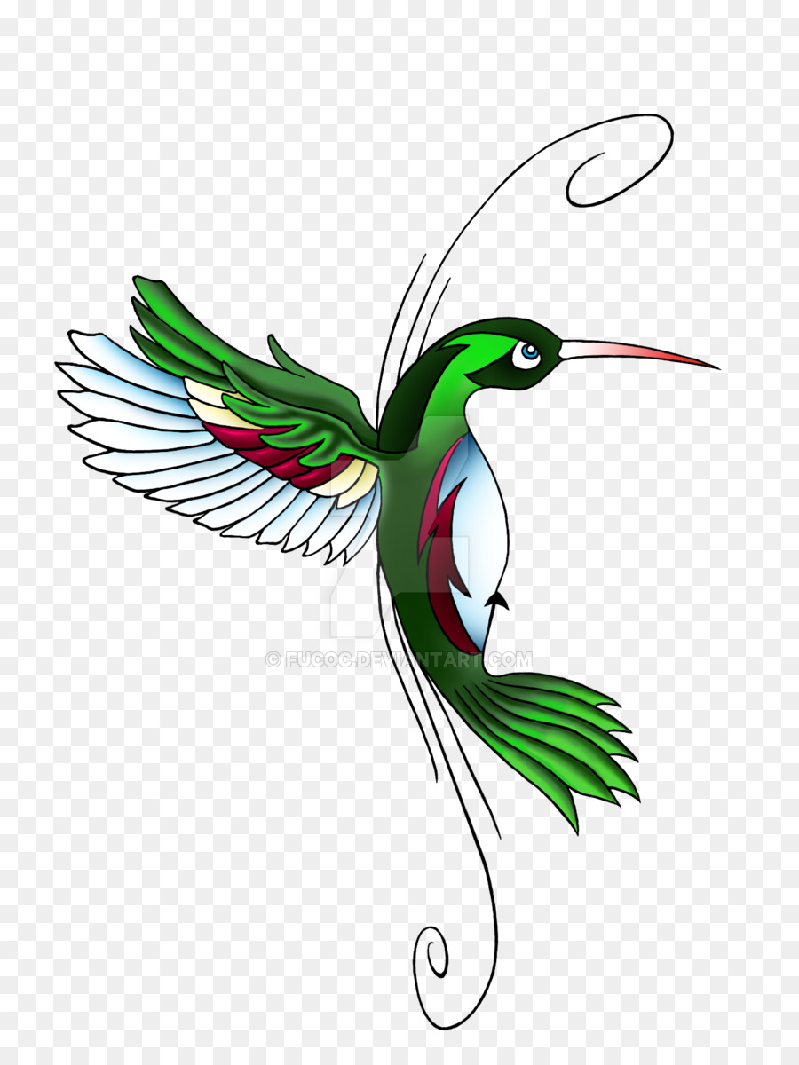 Colibri Tattoo Uomo hummingbird tatuaggio clip art - colibrì scaricare png