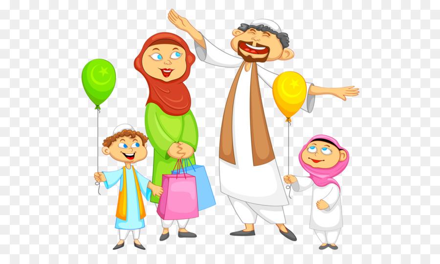 Eid Mubarak Cartoon Png Download 600 526 Free Transparent Eid Alfitr Png Download Cleanpng Kisspng