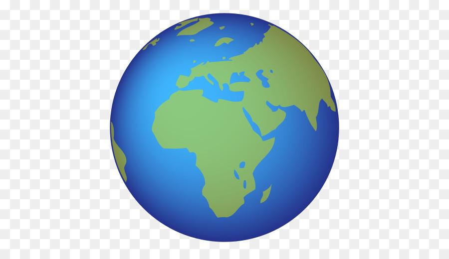 Earth Emoji Png Download 512 512 Free Transparent Globe