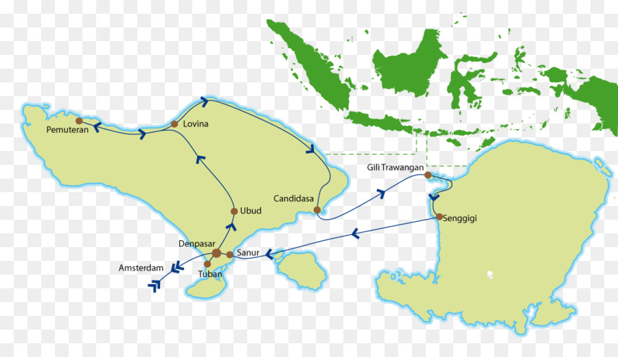 Indonesia Map Png Download 1000 569 Free Transparent