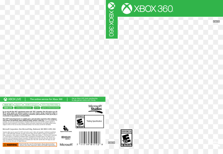 Xbox Logo png download - 3240*2175 - Free Transparent Xbox ... Xbox 360 Game Covers Download