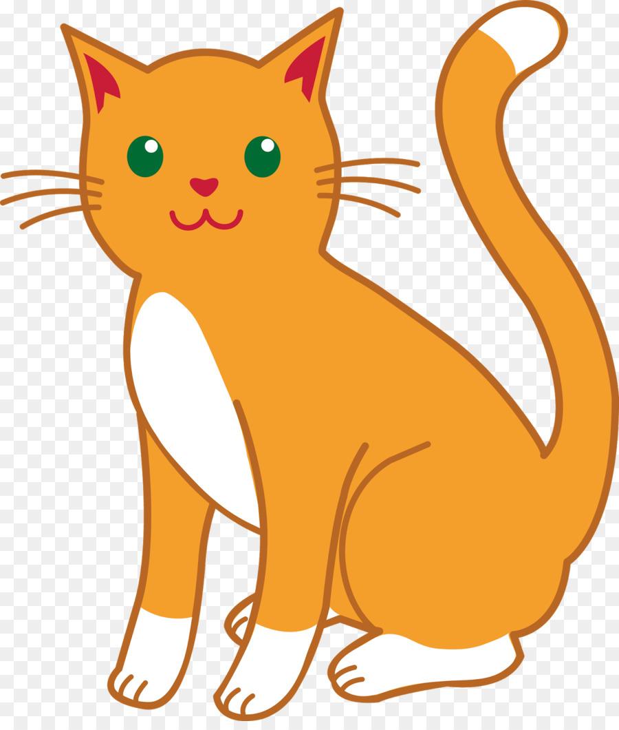Cartoon Cat Png Download 1375 1600 Free Transparent Kitten Png Download Cleanpng Kisspng