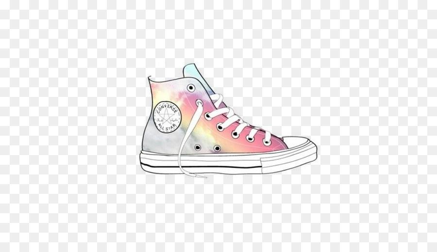 Sneaker Schuh Nike Chuck Taylor All Stars Converse cartoon