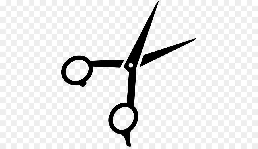 Hair Cutting Scissors Cartoon 48