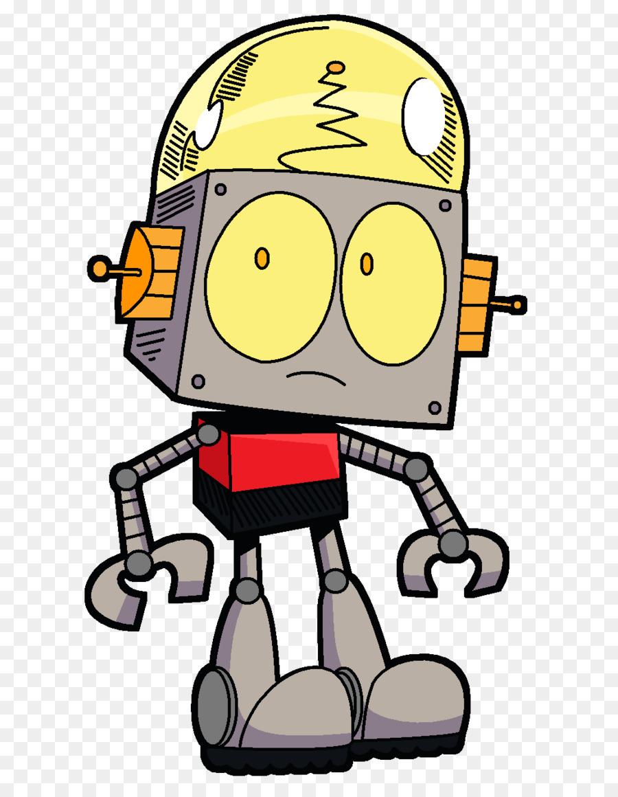 Network Cartoon Png Download 689 1158 Free Transparent Robot