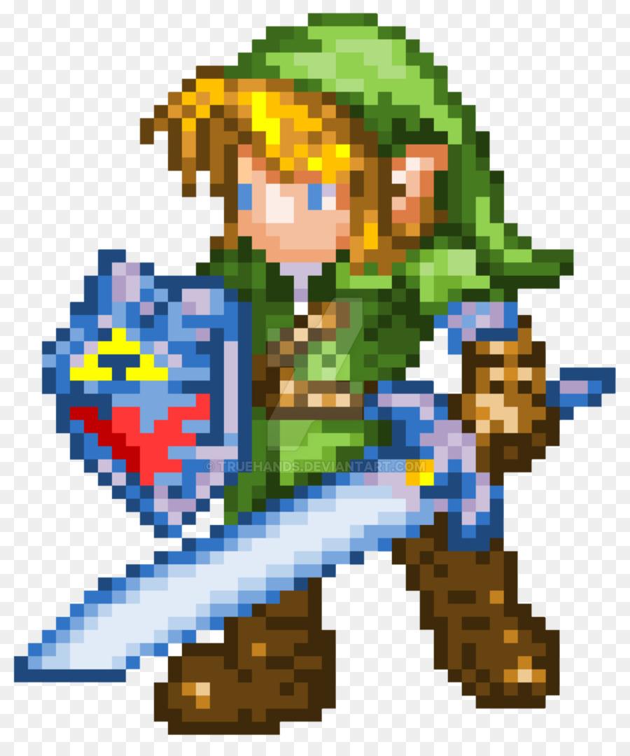 Zelda Pixel Art Png Download 10241216 Free Transparent