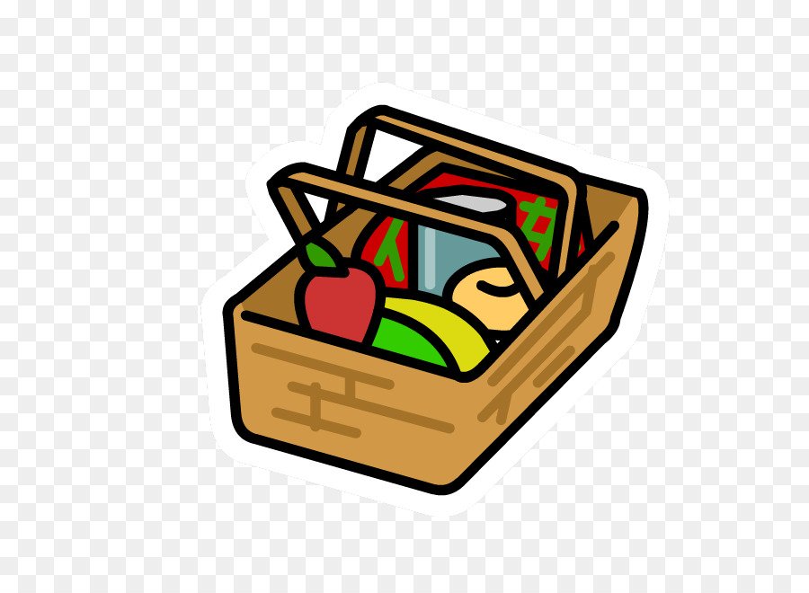 Food Cartoon Png Download 662 653 Free Transparent Picnic Baskets Png Download Cleanpng Kisspng