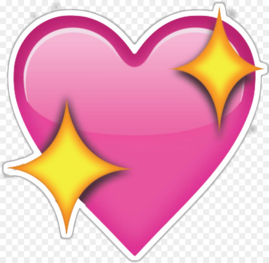Emoji whatsapp herz Schöne Herz