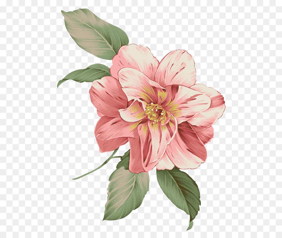 Blumen Floral Design Visitenkarten Design Blume Tropical