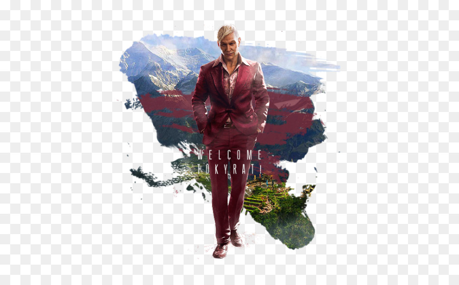 Far Cry 4 Standing Png Download 500 556 Free Transparent Far