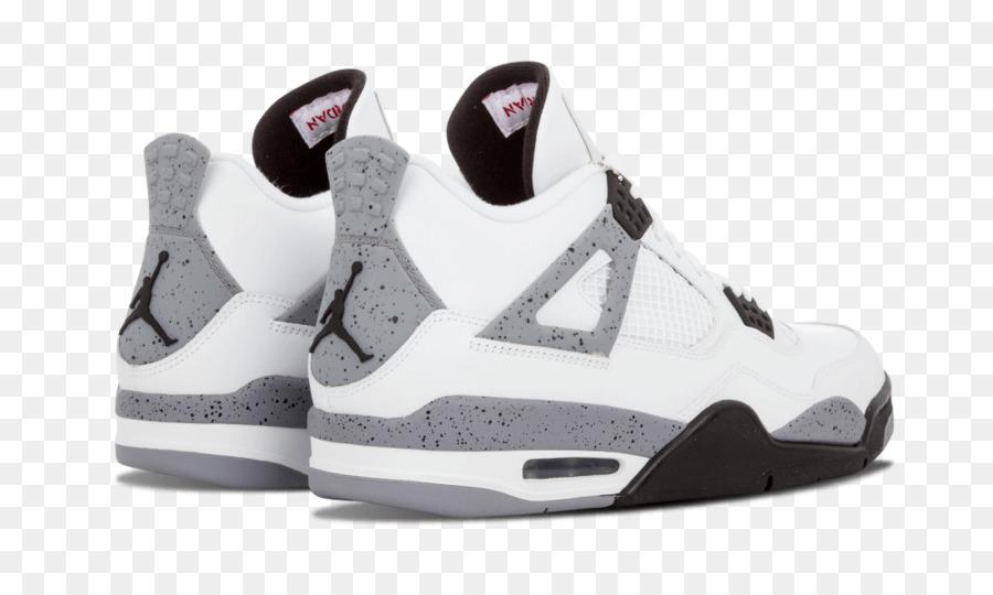 Schuh Sneaker Weiß Air Jordan Nike Michael Jordan png