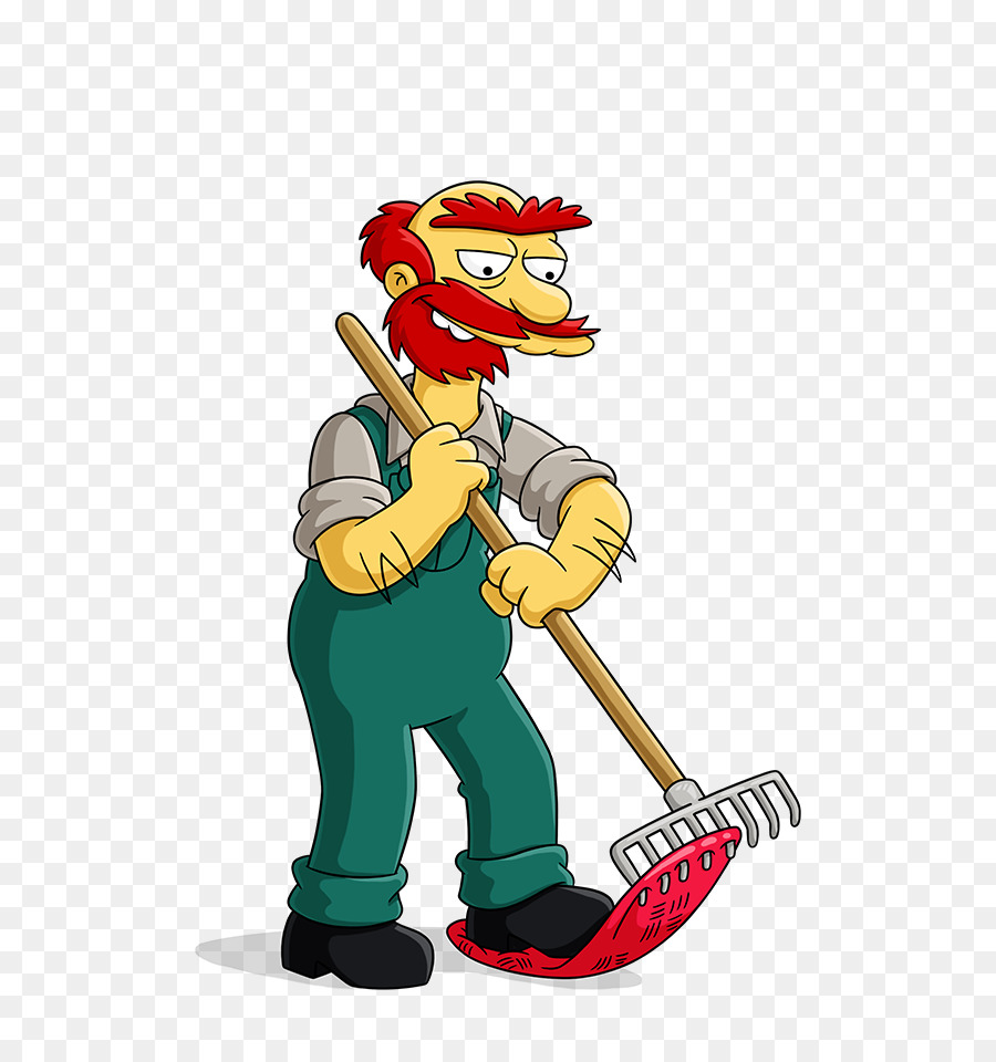 Ralph Simpsons Png Download 550 960 Free Transparent Groundskeeper Willie Png Download Cleanpng Kisspng