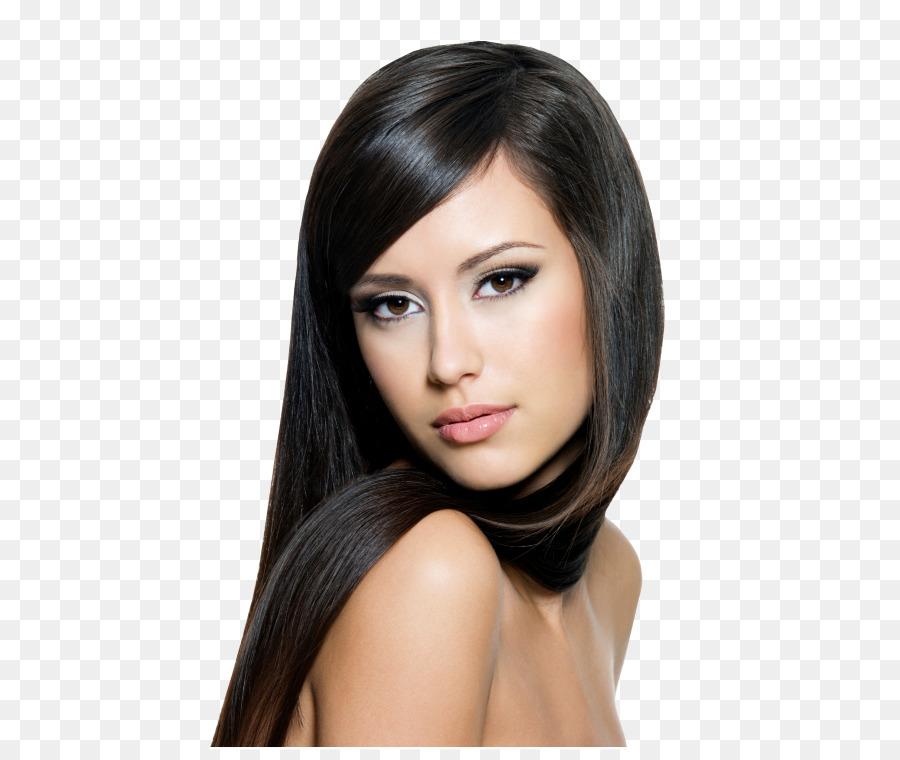 Frauen braune haare