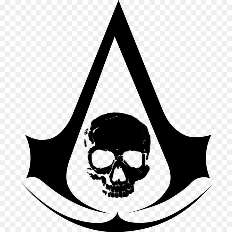 Skull Symbol Png Download 1000 1000 Free Transparent Assassins