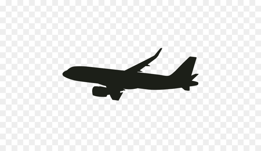 Airplane Silhouette Png Download 512 512 Free Transparent Aircraft Png Download Cleanpng Kisspng