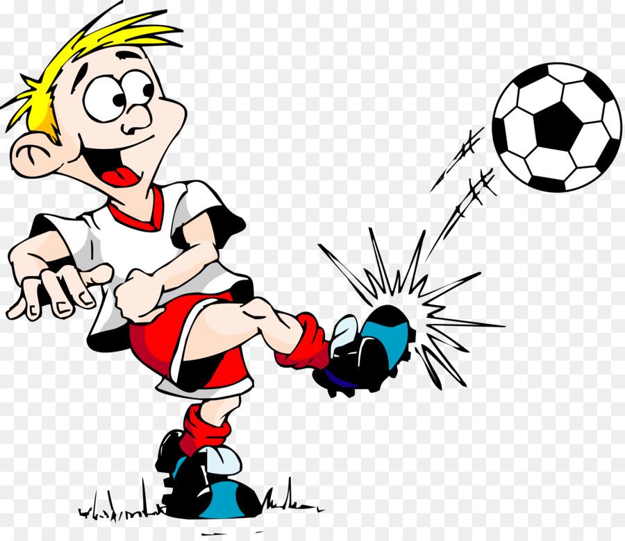 Fussball Spieler Clipart Fussball Png Herunterladen 3528