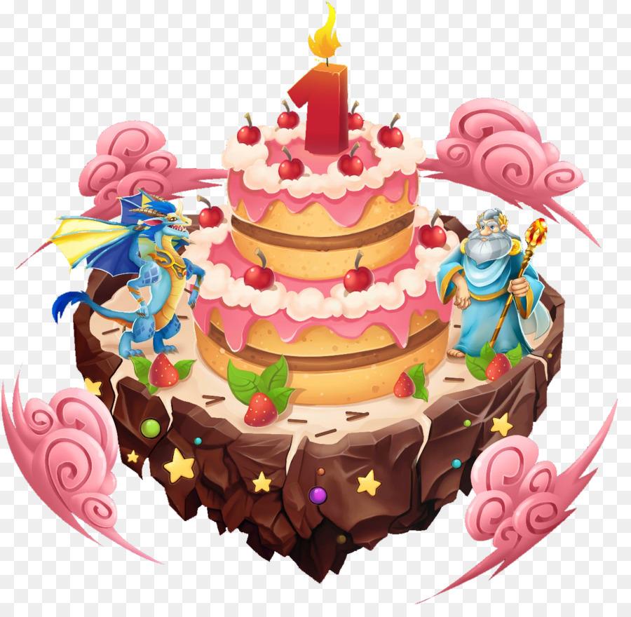 Awesome Cartoon Birthday Cake Download 1286 1232 Free Transparent Personalised Birthday Cards Veneteletsinfo