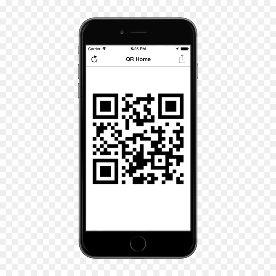 Qr Code Visitenkarten Informationen Unternehmen Barcode