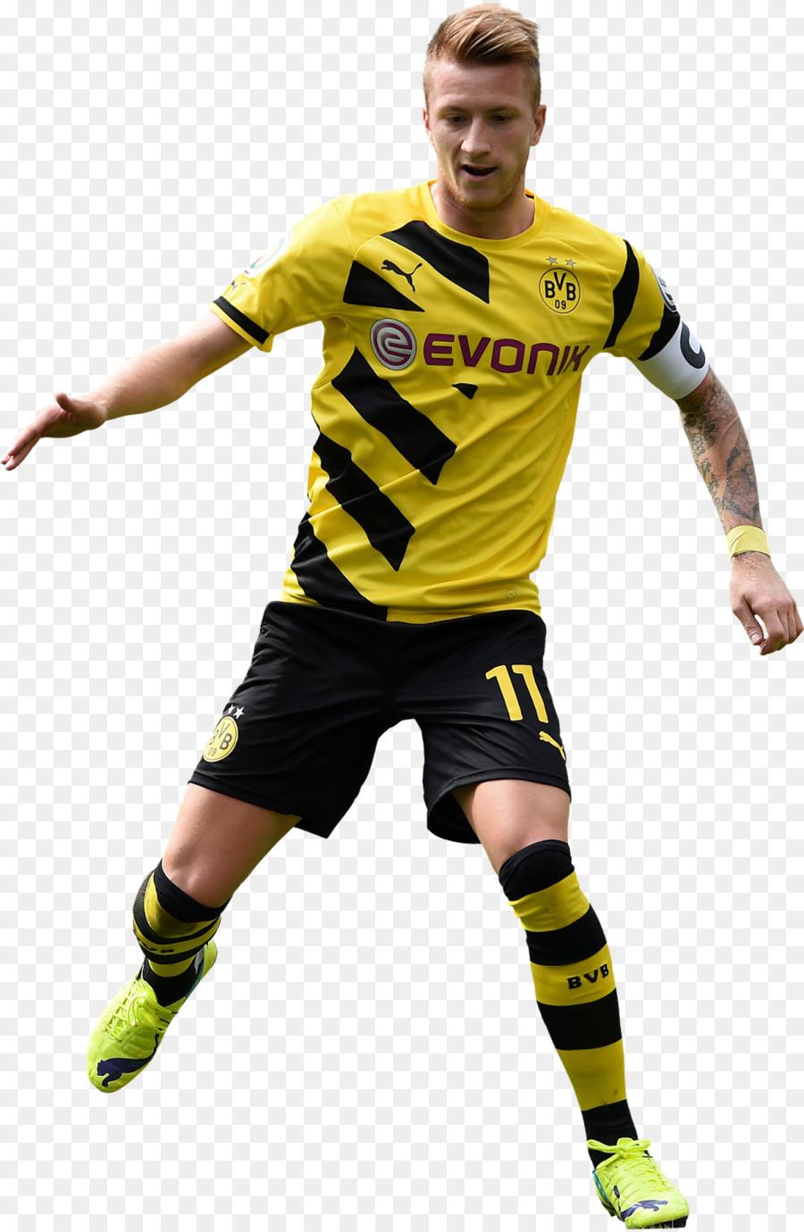 Marco Reus Von Borussia Dortmund Bundesliga Fussballspieler