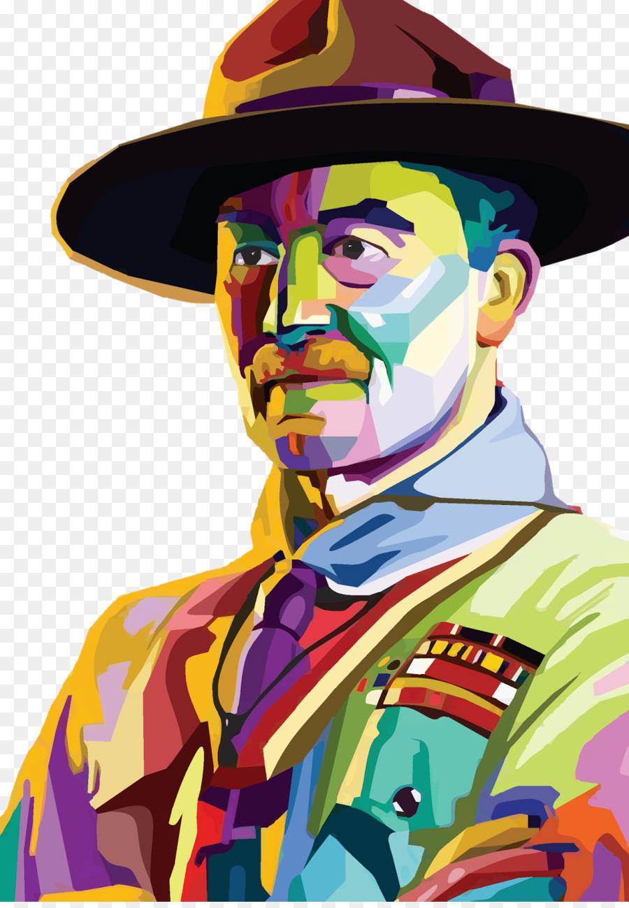 Background Pramuka Png Download - 1115*1600 - Free Transparent Baden Powell  Png Download. - CleanPNG / KissPNG