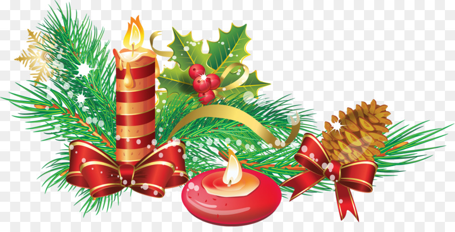 Christmas And New Year Background Png Download 1280639