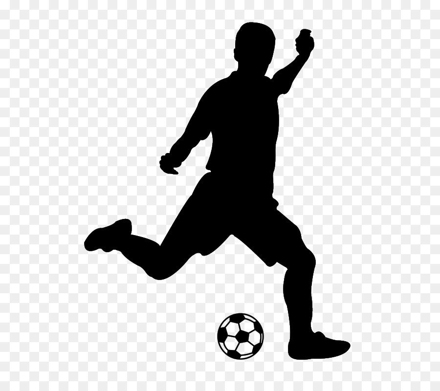 Sport Fussball Spieler Silhouette Cartoon Basketball Png