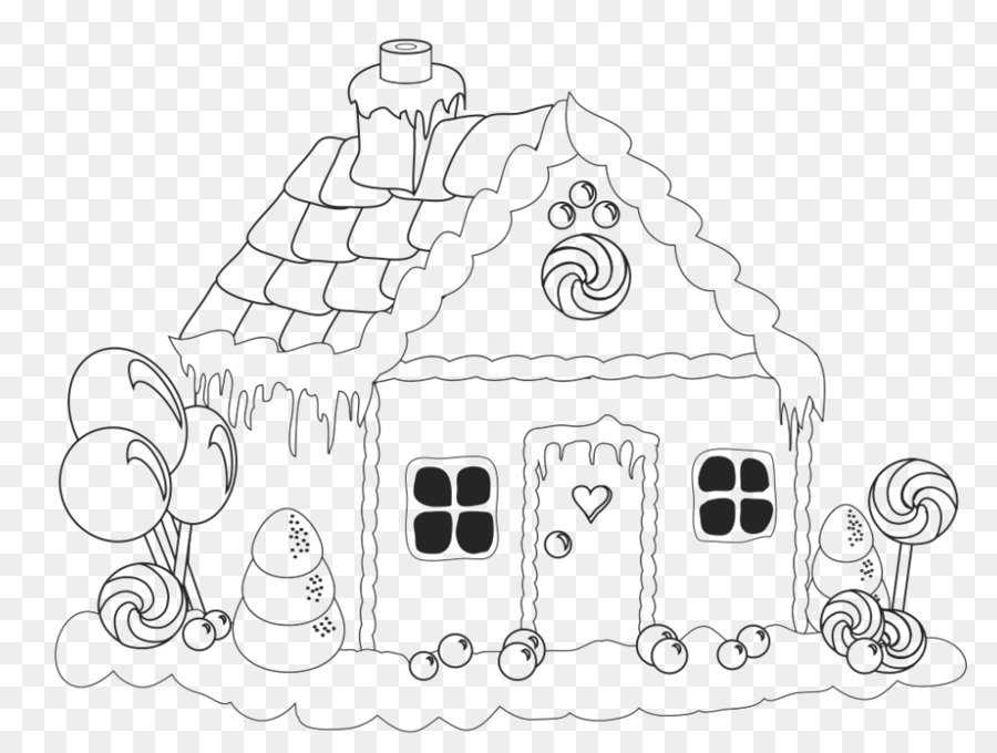 - Book Black And White Png Download - 989*733 - Free Transparent Gingerbread  House Png Download. - CleanPNG / KissPNG