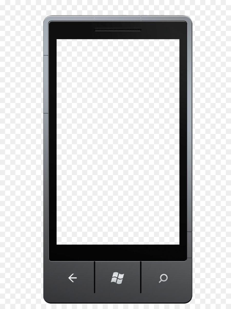 Smartphone Cartoon Png 700 1200 Free