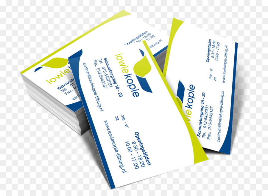 Visitenkarte Standard Papier Größe Von Desktop Publishing