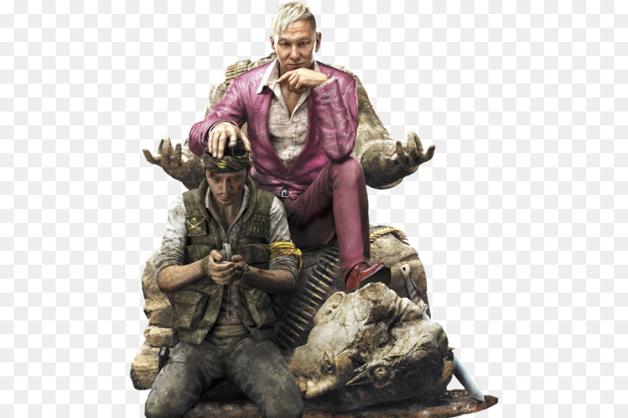 Far Cry 4 Figurine Png Download 529 600 Free Transparent Far