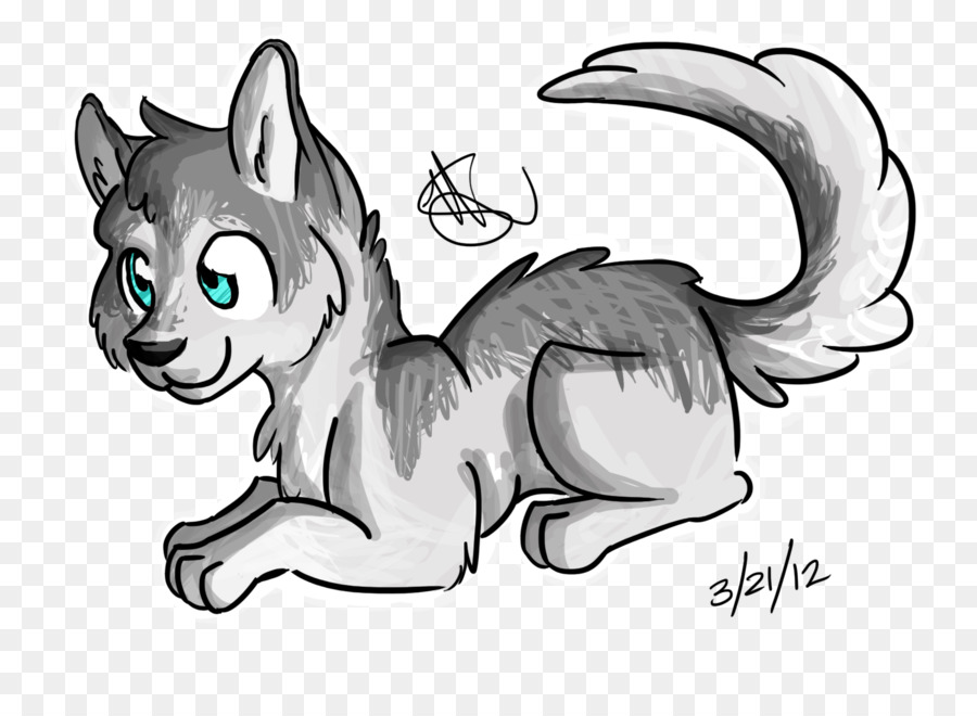 Cat And Dog Cartoon Png Download 900 647 Free Transparent Siberian Husky Png Download Cleanpng Kisspng